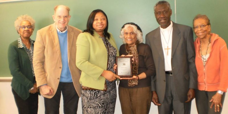 30 Year Service Award to Loretta Dumas, Reach Out Chair