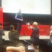 NJHP at Paul Farmer Lecture at Rutgers3