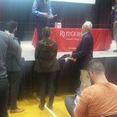 NJHP at Paul Farmer Lecture at Rutgers4