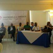 Haiti Chapter President Speaking at Haiti Sickle Cell Meetup