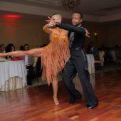 Dancers at the Gala